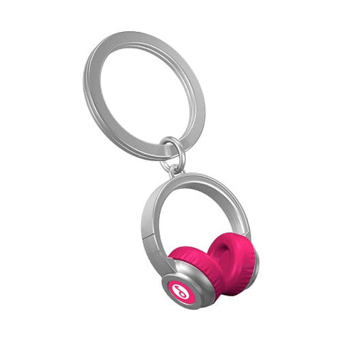 Metalmorphose Keyring Pink Headphones