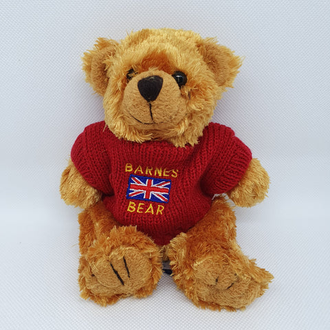 Barnes Chubby Red Bear
