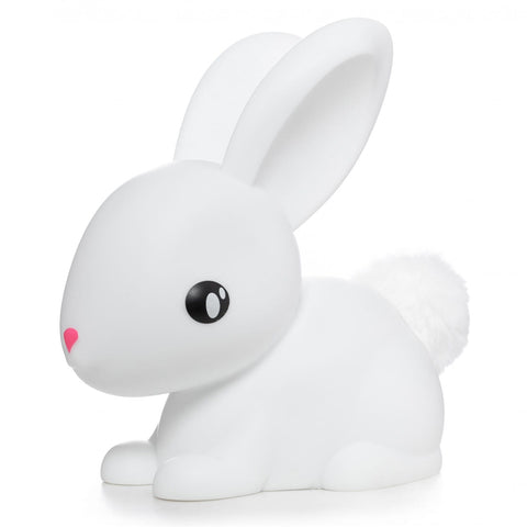 Dhink Medium Colour Changing Night Light White Bunny