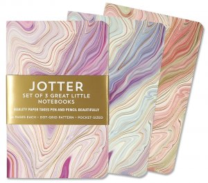 Jotter Mini Notebooks Agate