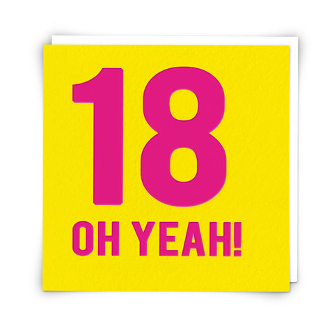 Eighteen Oh Yeah