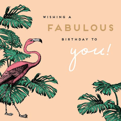 Wishing A Fabulous Birthday To You!