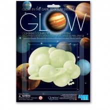 4M Glow in the Dark 3D Solar System