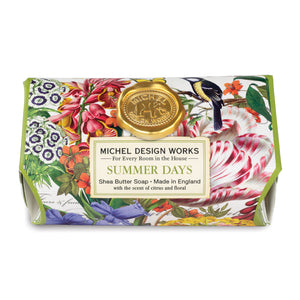 Summer Days Large Soap Bar