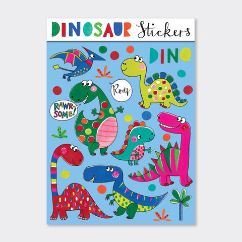 Sticker Book - Dinosaur
