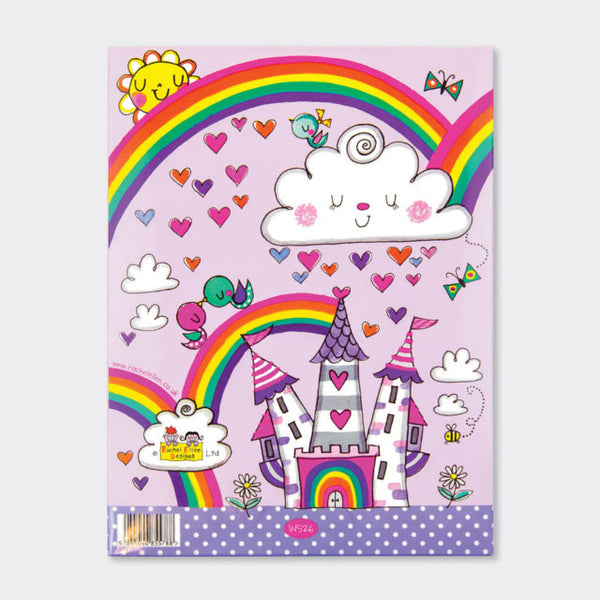 Writing Set Wallet - Little Princess