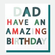 Dad Have An Amazing Birthday