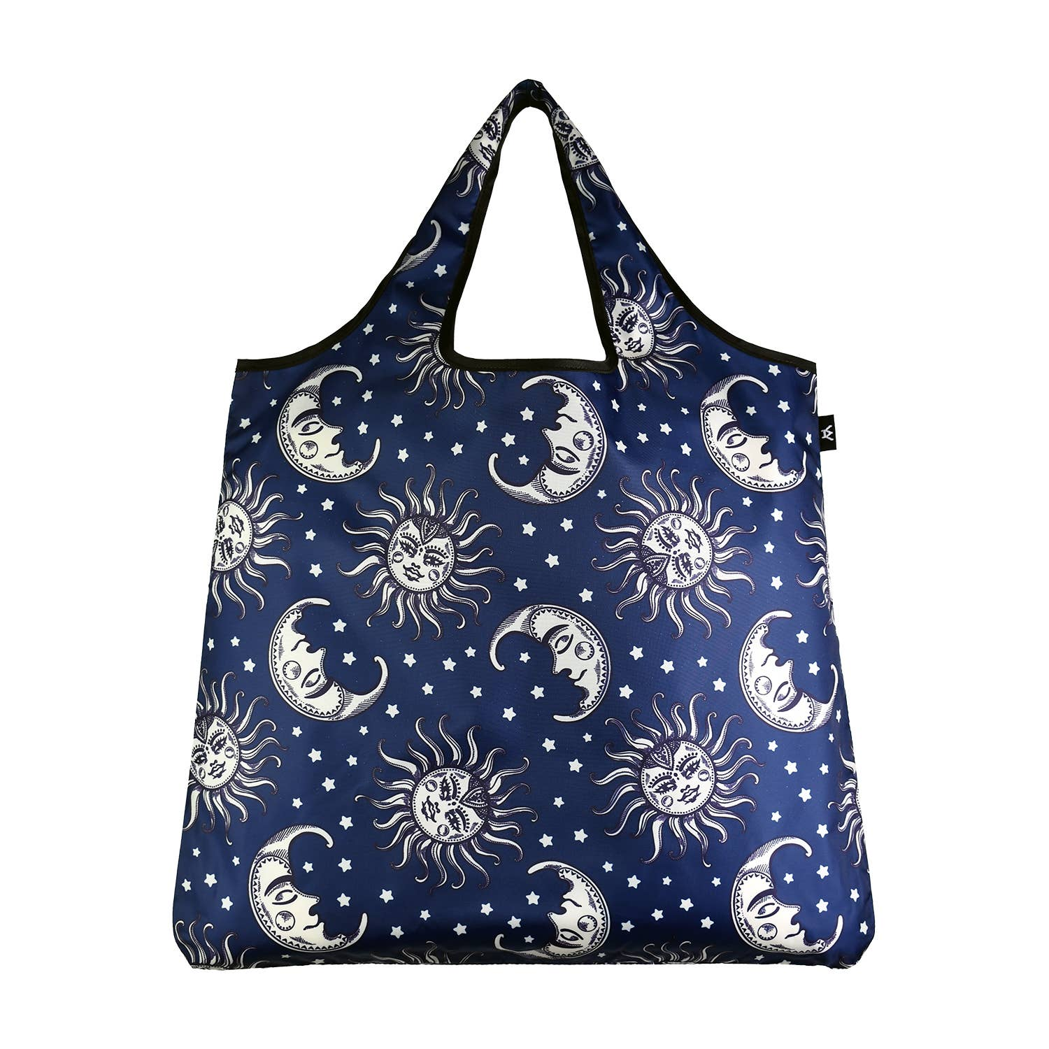 YaYbag ORIGINAL - 4383 Moon and Sun - Reusable Bag