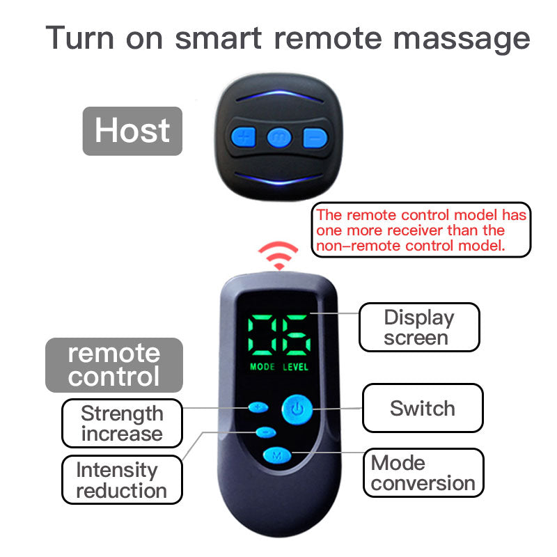 2020 New Portable & Wireless Massager