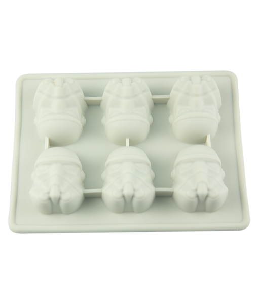 5Pcs Silicone Ice Tray Set Household Oven Jelly Mould Chocolate Muffin Mold