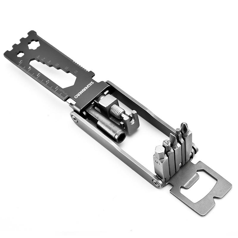Folding Stainless Steel 15 in 1 Multi-Function Tool(Buy 2 Free Shipping)