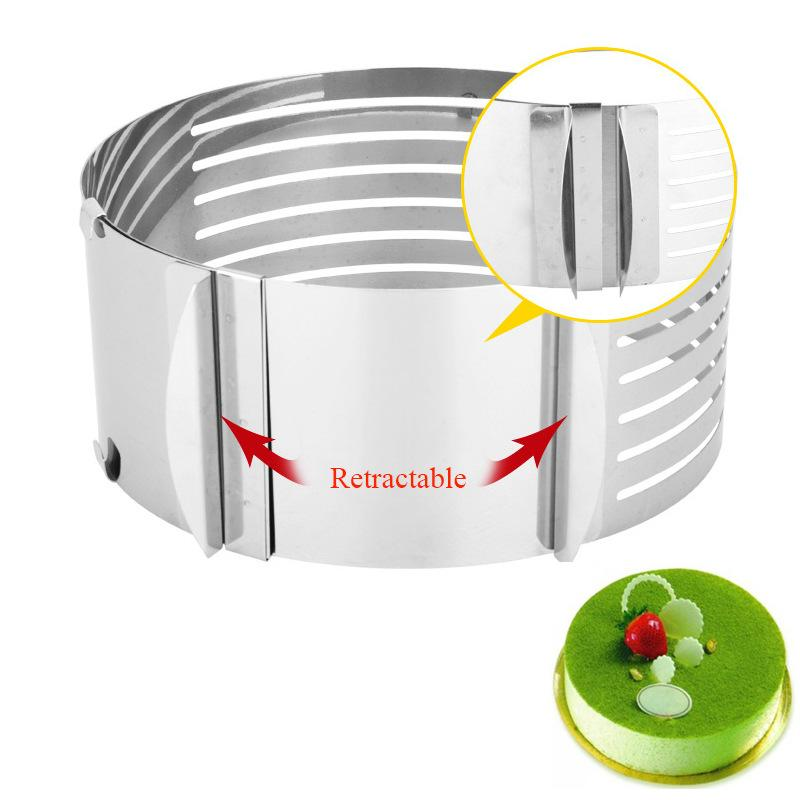 【LIMITED TIME SALE】Adjustable Stainless Steel Cake Slicer
