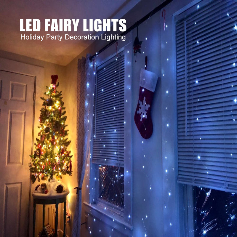 3m LED Fairy Lights Garland Curtain Lamp