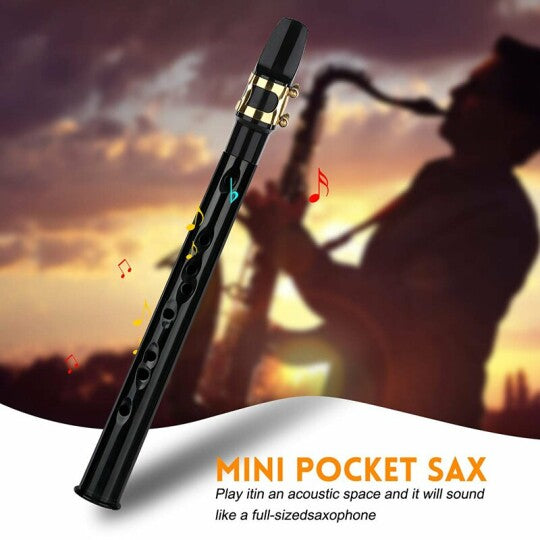 Mini Pocket Sax