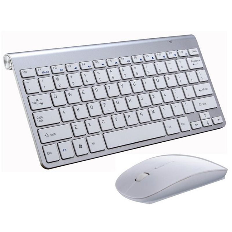 2.4G Wireless Keyboard Mouse Mouse Combo Set