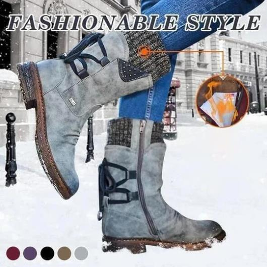 #1BESTSELLER NOIVA™ Women Arched Support Warm Snow Boots
