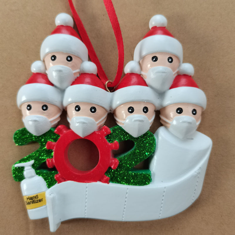 Christmas Hot Sales - 2020 Dated Christmas Ornament(Pen Free)
