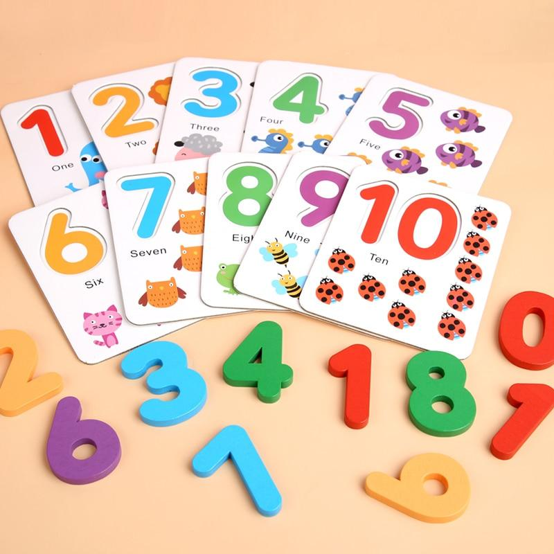 Number Recognition Math Game