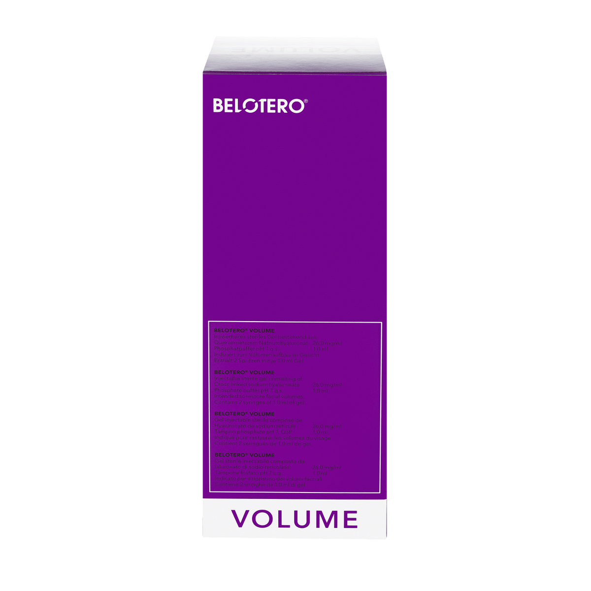 Merz - Belotero Volume 2 x 1ml - DANYCARE