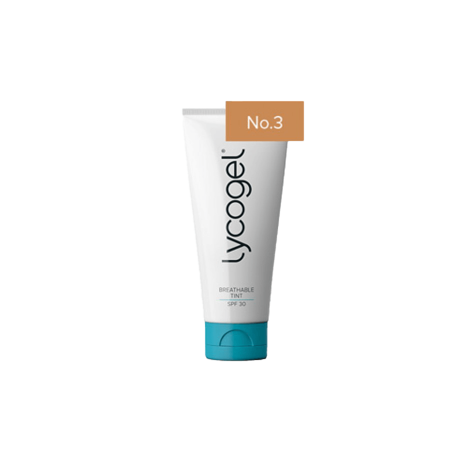 Lycogel - Lycogel Breathable Tint No. 3 - DANYCARE