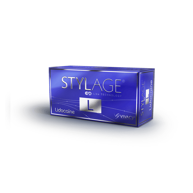 Vivacy - Stylage L Lidocain 2 x 1ml - DANYCARE