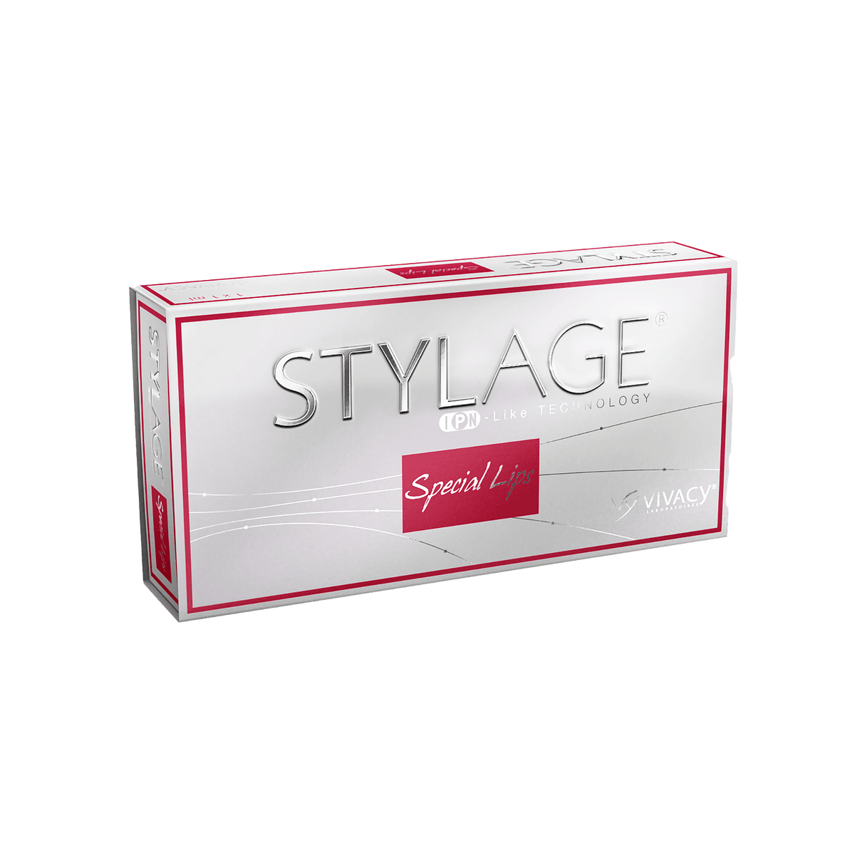 Vivacy - Stylage Lips Fertigspritze 1ml - DANYCARE