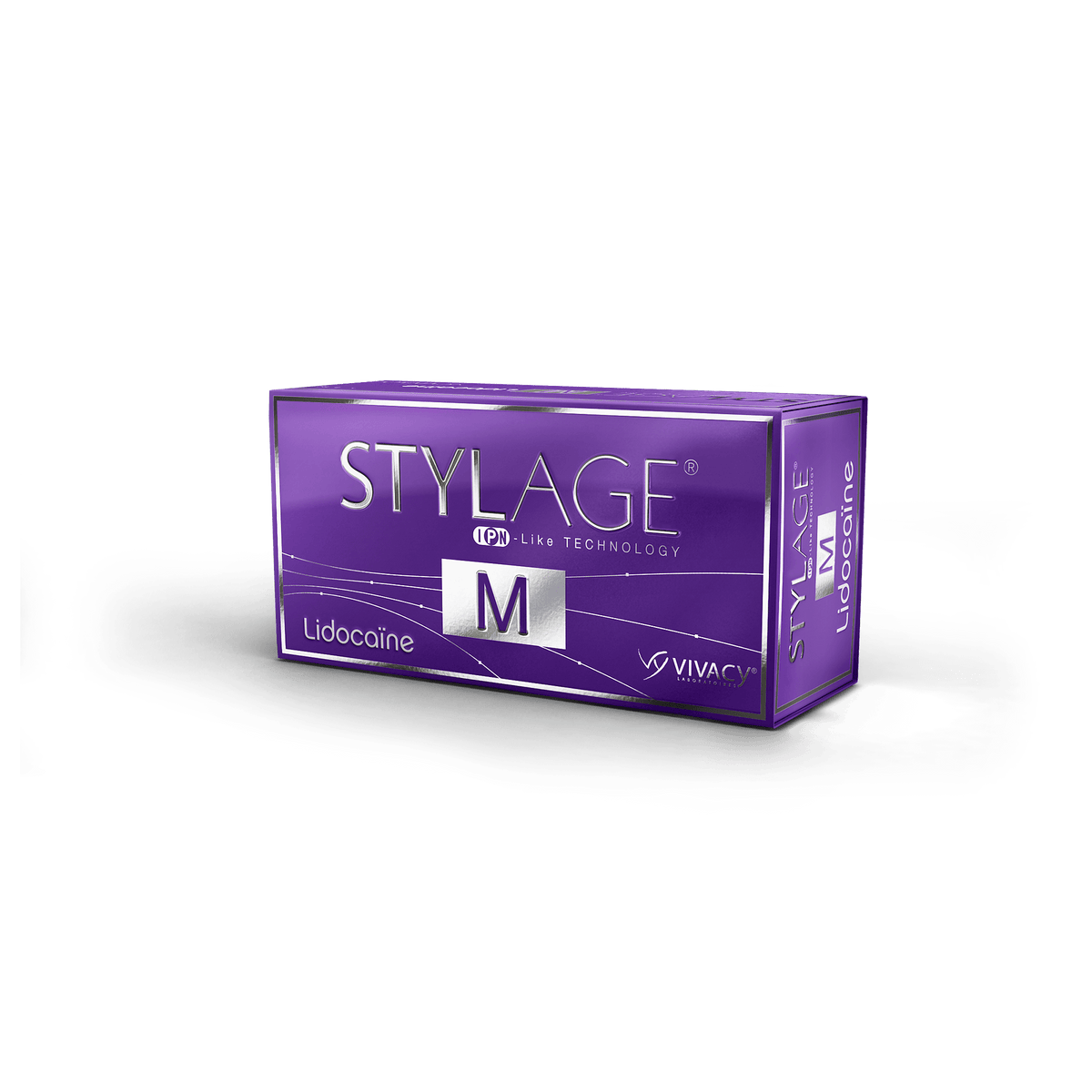Vivacy - Stylage M Lidocain 2 x 1ml - DANYCARE
