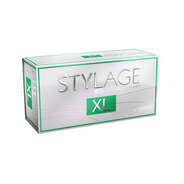 Vivacy - Stylage XL Fertigspritzen 2 x 1ml - DANYCARE