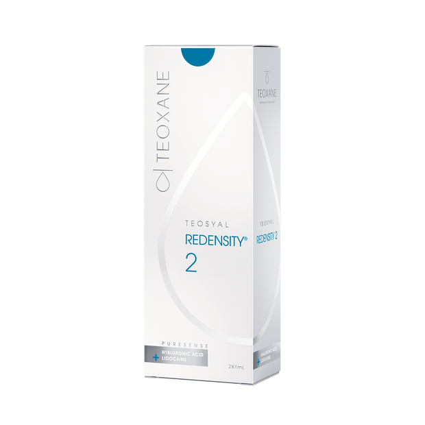 Teoxane - TEOSYAL PureSense Redensity [II] Eyes 2 x 1ml - DANYCARE