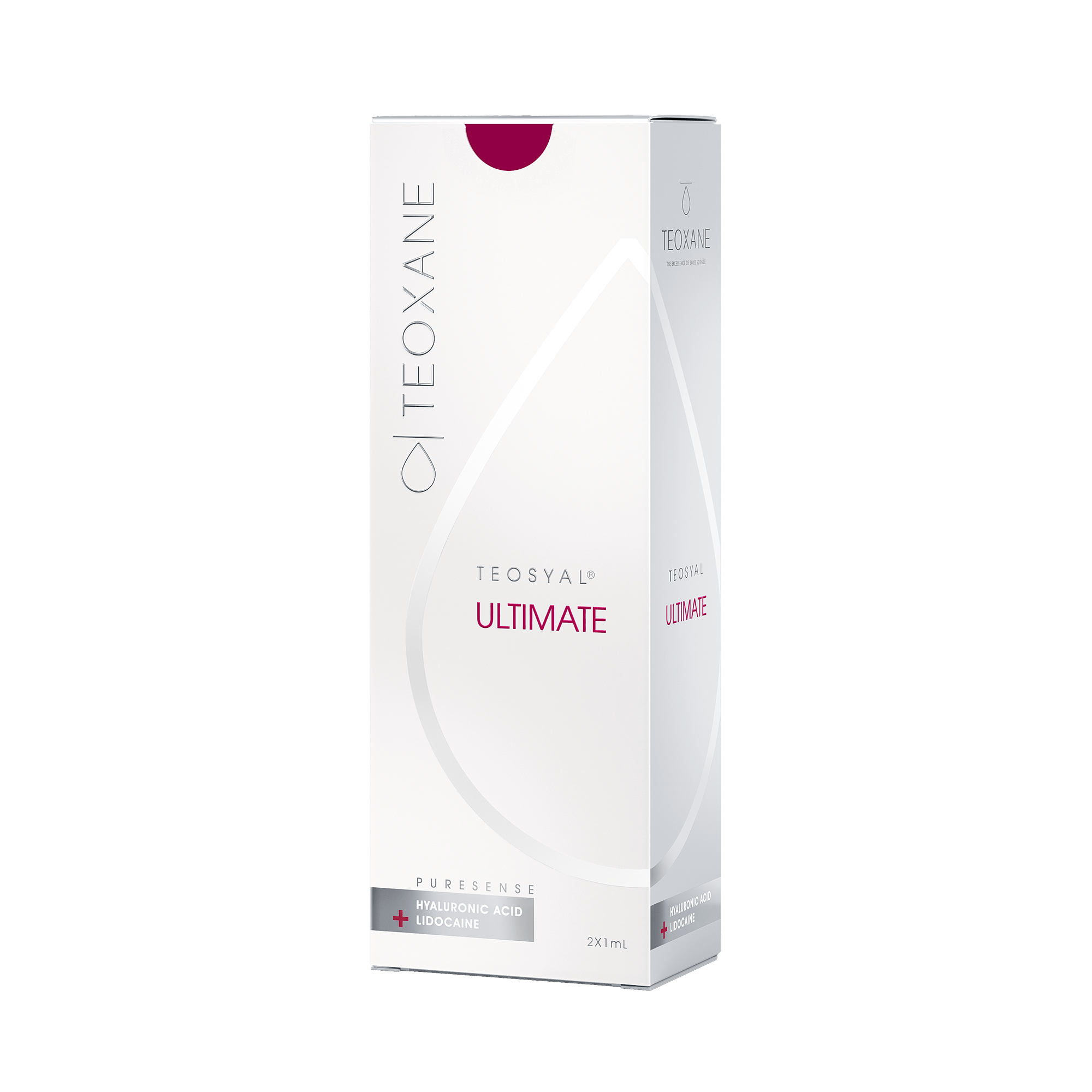 Teoxane - TEOSYAL PureSense Ultimate 1 x 3ml - DANYCARE