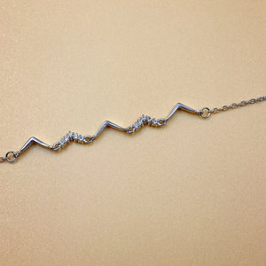 Load image into Gallery viewer, Zig Zag Bracelet