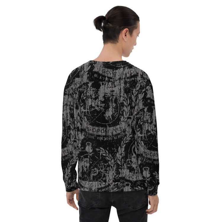 GP Darkside Fun Sweatshirt - Gopositivo.co