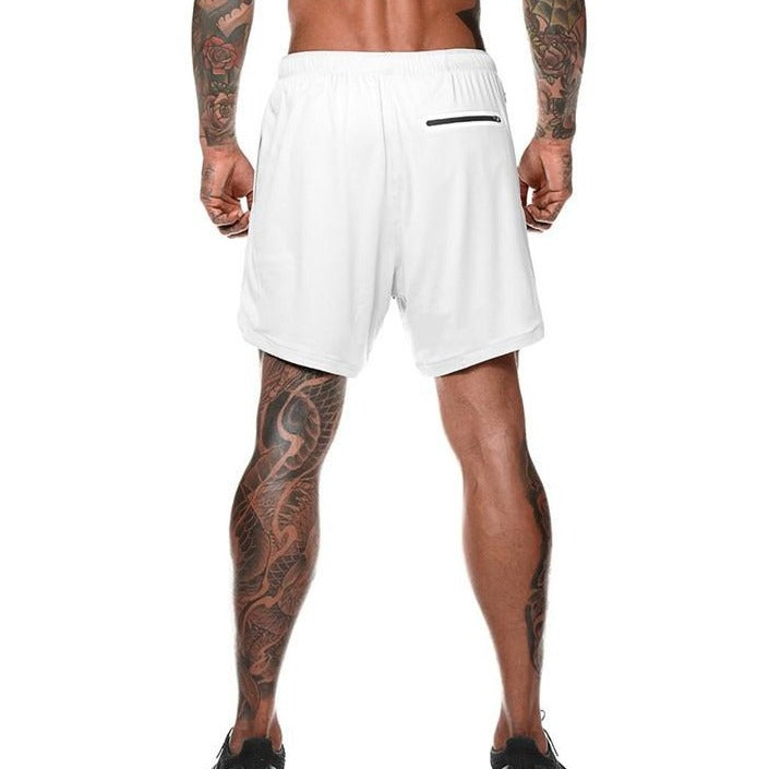 Harbour Shorts - White - Gopositivo.co
