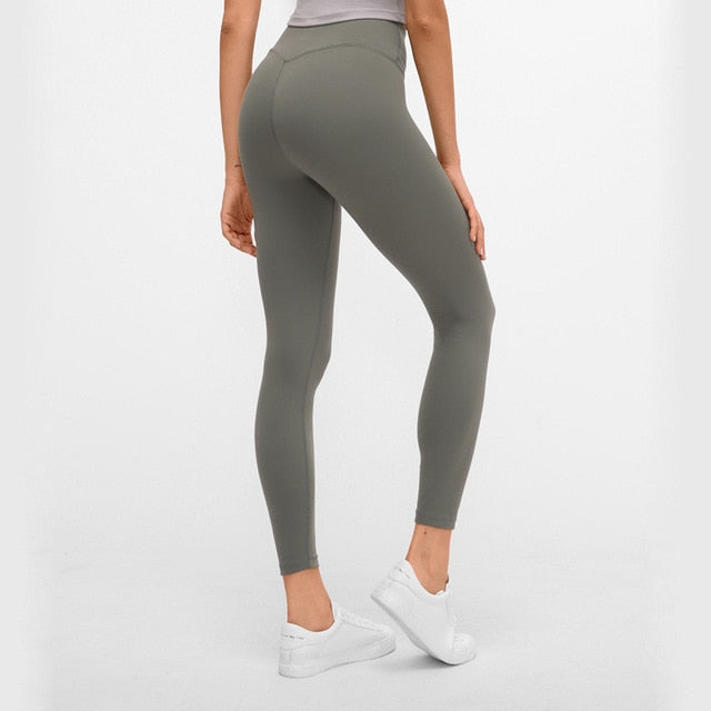 Agility Leggings - Army - Gopositivo.co