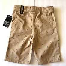 Load image into Gallery viewer, Boy's Pull On AOP Twill Shorts PSB