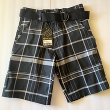 Load image into Gallery viewer, Boy's SR YD Belted Shorts SRBPS
