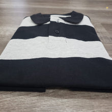 Load image into Gallery viewer, Boy's & Kid's Striped Rugby Polo