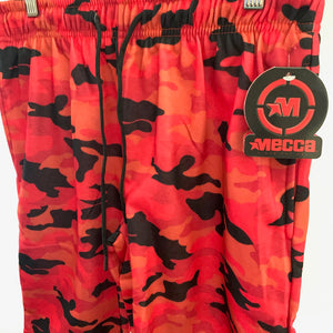 Men's Printed Fleece Shorts PF M500