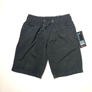 Toddler's MF Pull On Shorts SRTMFS3/48 Black