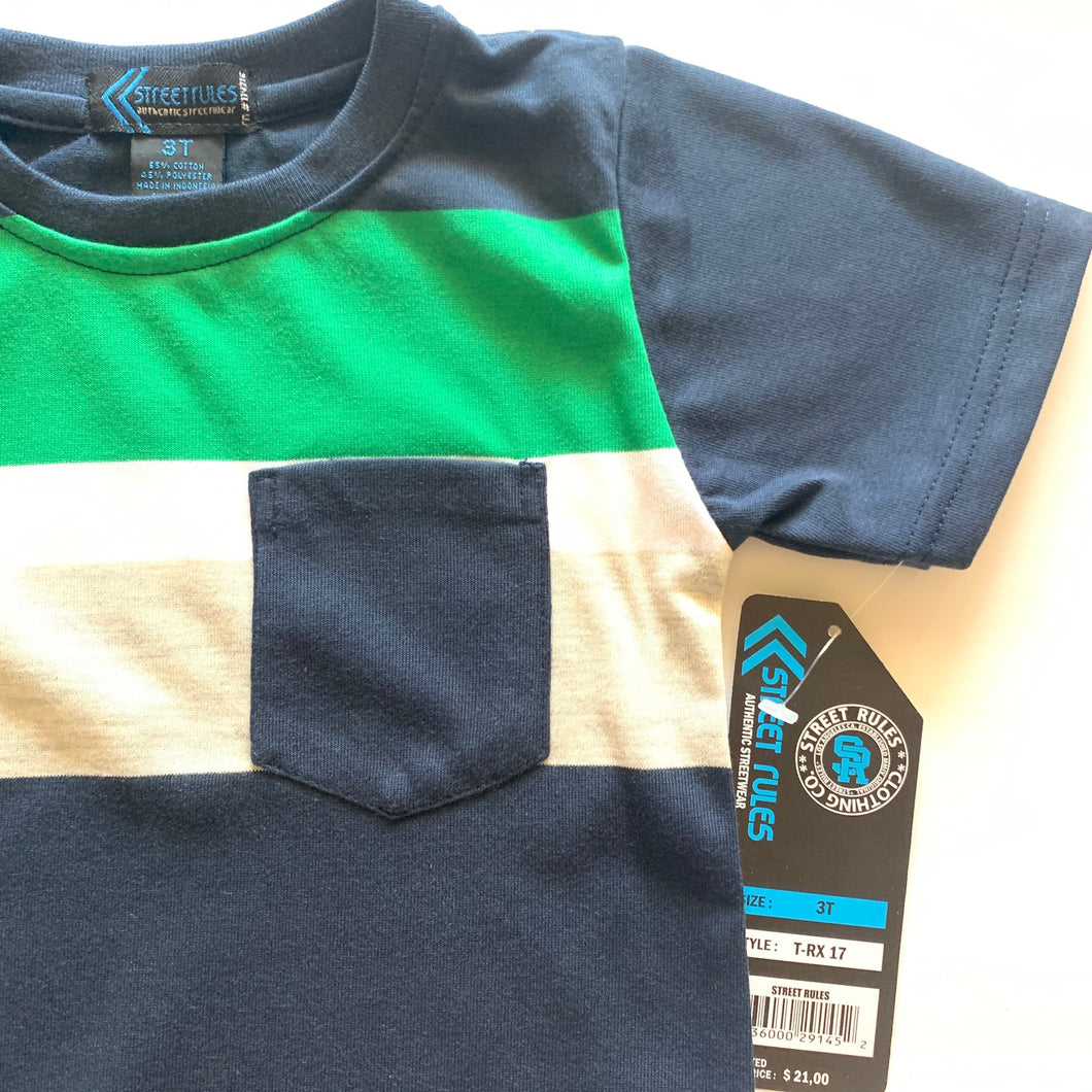 Toddler's Crew Neck TRX17