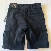 Load image into Gallery viewer, Boy's Stretch Twill Cargo Shorts BTC-1