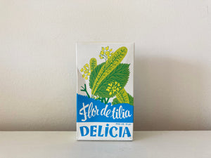 Delicia Flor de Tilia Herbal Tea