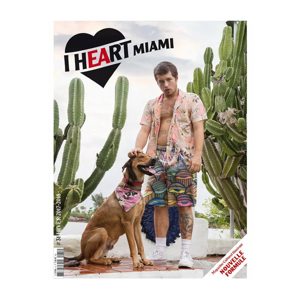 I Heart Miami. Issue 31. French culture and travel magazine.