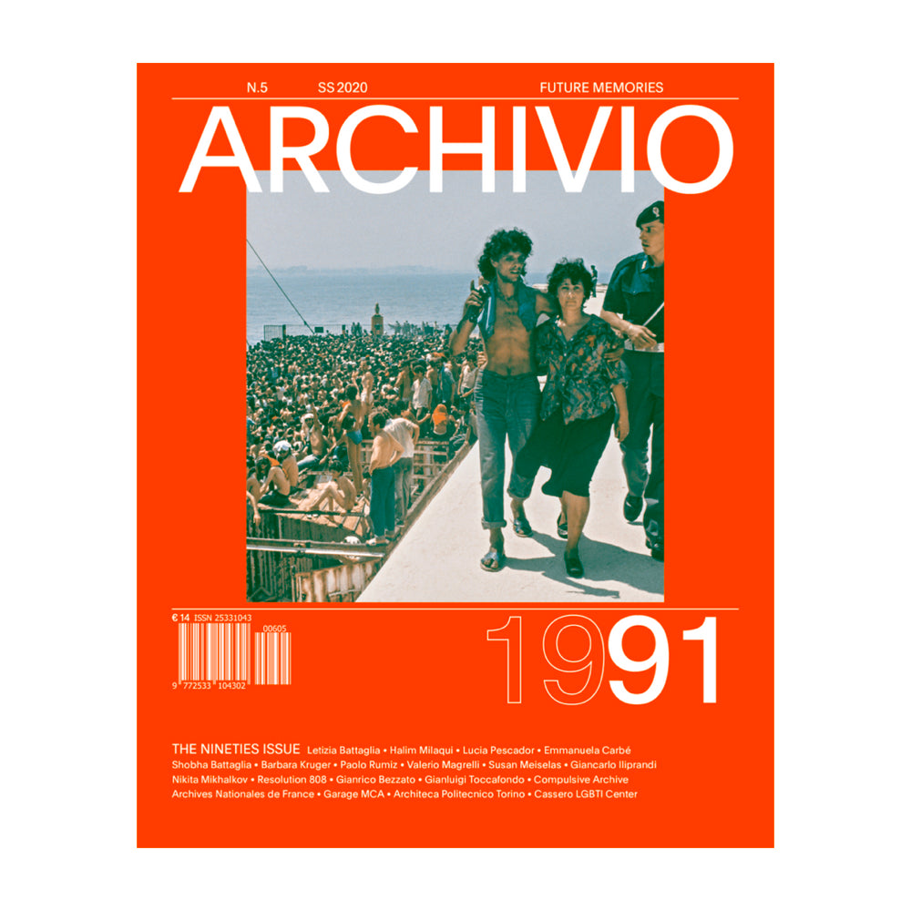 Archivio Magazine. Issue 5: The 90s Issue: Future Memories. SS2020