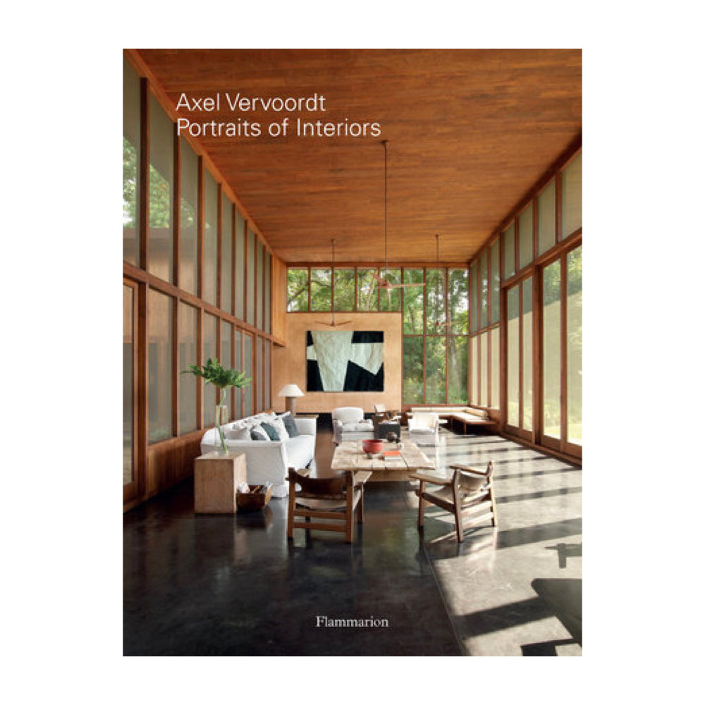 Axel Vervoodt: Portraits of Interiors book