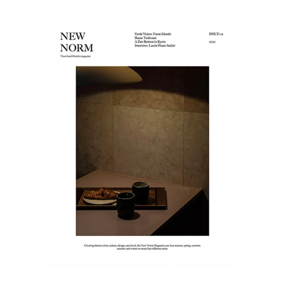 New Norm Magazine Issue 2