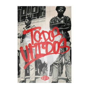 "Hecho En Magazine Issue 2. Todos Unidos. A magazine ""founded by Hispanics to celebrate all Hispanics"""