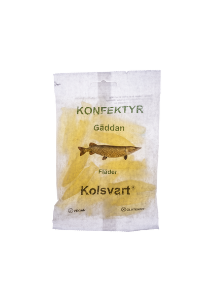 Kolsvart Swedish Fish