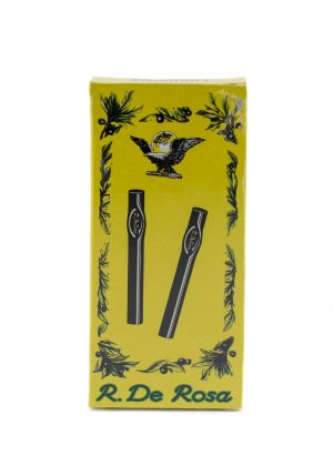 Menozzi De Rosa Soft Black Licorice Sticks