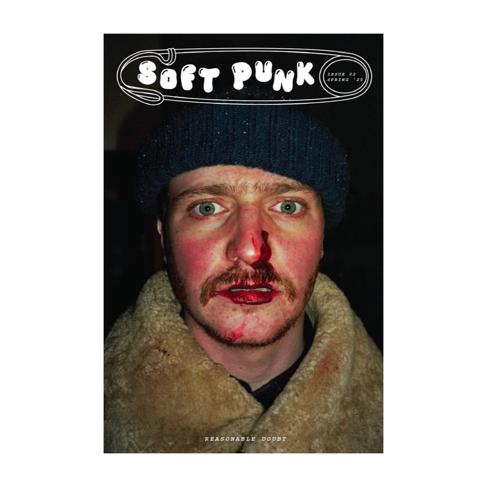 Soft Punk Magazine Issue 2: Reasonable Doubt.